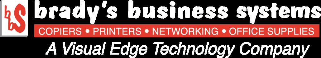 Brady's business systems logo