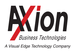 Axion Business Technologies Logo