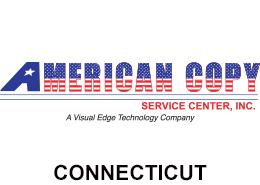 American Copy Connecticut Logo
