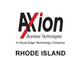 Axion Rhode Island Logo