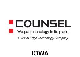 Counsel Iowa Logo