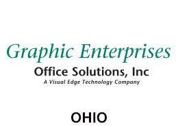 Graphic Enterprises Office Solutions, Inc Ohio Logo