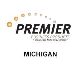 Premier Business Products Michigan logo