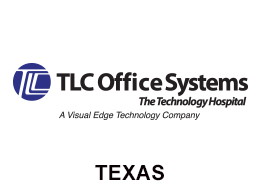 TLC Office Systems Texas Logo