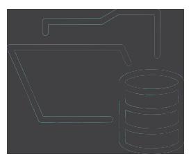 services folder grey