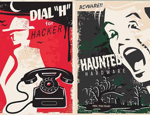 Terrifying Technology Tales Webinar – October 2020