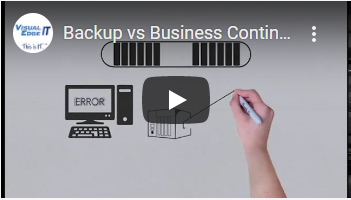 Backup vs Business Continuity