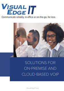 Solutions for On-Premise and Cloud-Based VoIP
