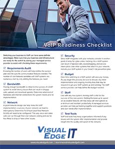 VoIP Readiness Checklist