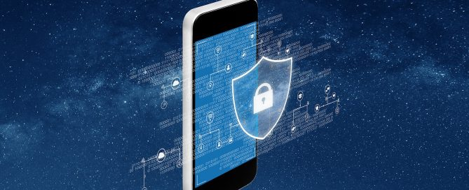 Secure Mobile Phones, Secure Company Network